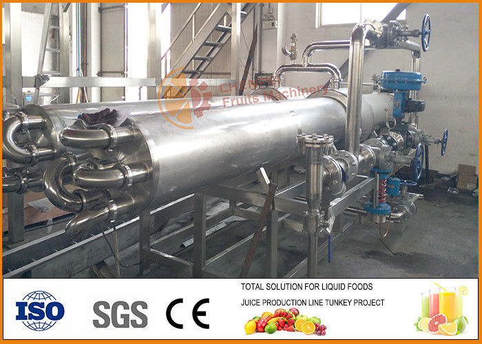 Guava Processing line Stainless Steel 304 Material CFM-B-03-26T Sliver Color